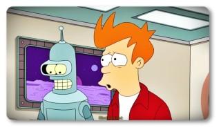 Phillip Fry hayatı bir türlü değişmeyen 25 yaşında bir pizzacıdır. 31 Aralık 1999'da kazara kendisini dondurur ve 1000 yıl sonra uyanır. Bu kez yeni bir başlangıç yapma şansına sahiptir. Evrenin beş bölgesine de paket taşıyan fütürist bir teslimat şirketi olan Gezegen Ekspres Şirketi'nde çalışmaya başlar. Yeni tanıştığı insanlar arasında tek gözlü güzel bir uzaylı olan Leela ile insani kusurlara sahip robot Bender da vardır.